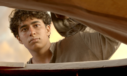 Suraj Sharma makes his motion picture debut in 'Life of Pi'