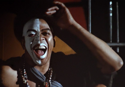 Geoffrey Holder is a supernatural baddie in 'Live and Let Die'