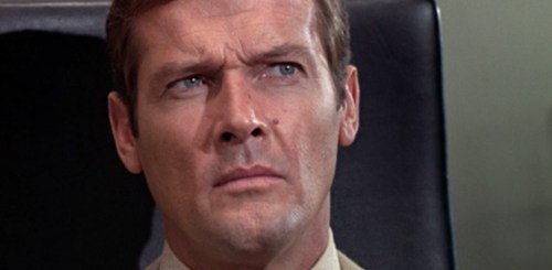 Roger Moore debuts as James Bond in 'Live and Let Die'