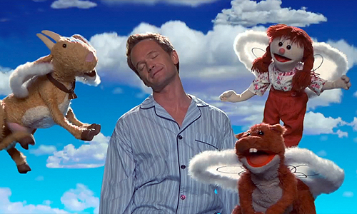 Neil Patrick Harris debuts new web series, 'Neil's Puppet Dreams'