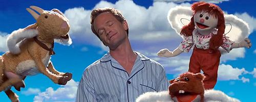'Neil's Puppet Dreams'