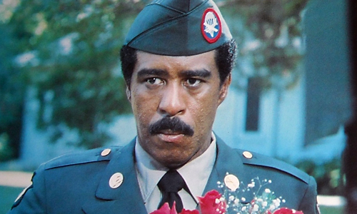 Richard Pryor in 'Some Kind of Hero'