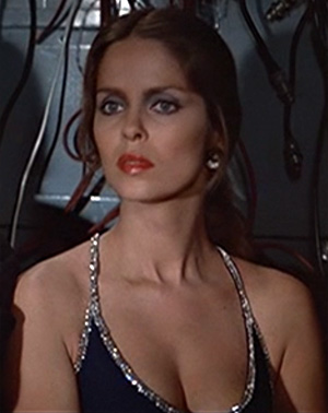 Barbara Bach is 'The Spy Who Loved Me'