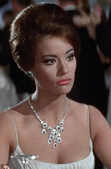 Claudine Auger in 'Thunderball'
