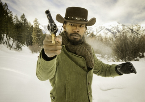 Jamie Foxx is 'Django Unchained'