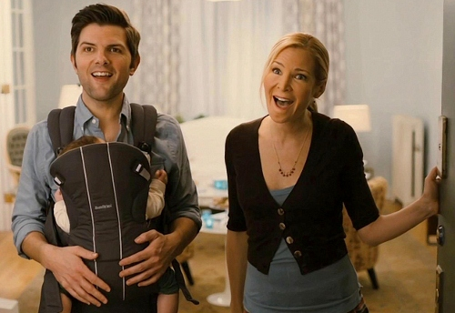 'Friends with Kids' is a complex romantic comedy