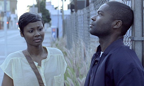 Emayatzy Corinealdi and David Oyelowo in 'Middle of Nowhere'
