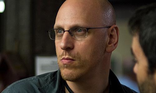 Oren Moverman, director of 'Rampart'