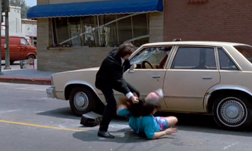 Linda Kaye in 'Reservoir Dogs'