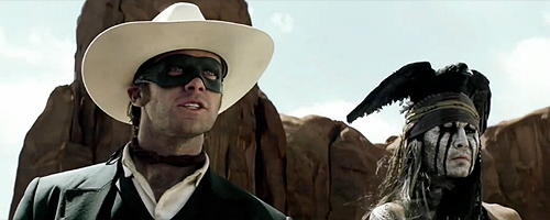 'The Lone Ranger'