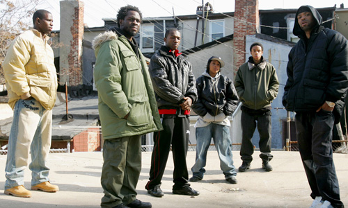 Drugs and the people who deal them in 'The Wire'