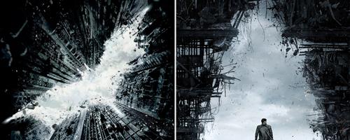 'Star Trek Into Darkness' and 'Dark Knight Rises'