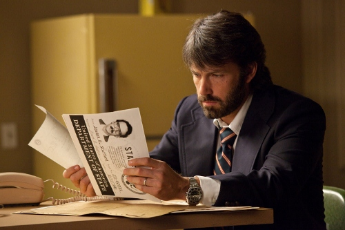 Ben Affleck in a scene from 'Argo'