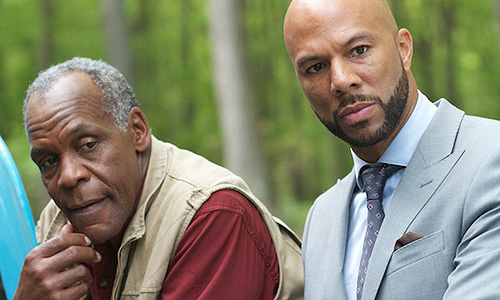 Danny Glover and Common in 'LUV'