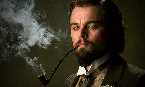 Leonardo DiCaprio is a delicious villain in 'Django Unchained'