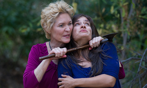 Dee Wallace is a frightfully creepy witch in The Asylum's 'Hansel & Gretel'