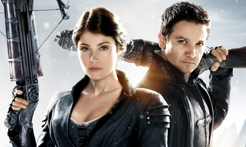 Gemma Arterton and Jeremy Renner are 'Hansel & Gretel: Witch Hunters'