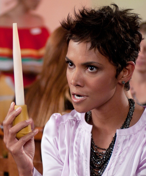 Halle Berry's breasts are worth more than a bad joke