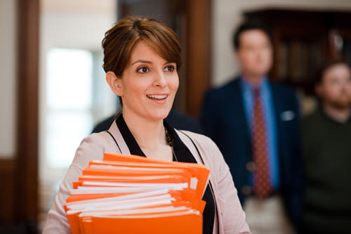 Tina Fey in 'Admission'