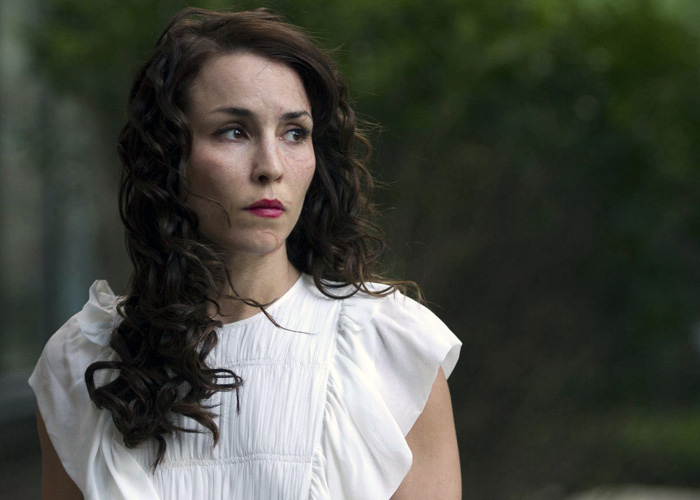 Noomi Rapace is a woman with a dark past in 'Dead Man Down'