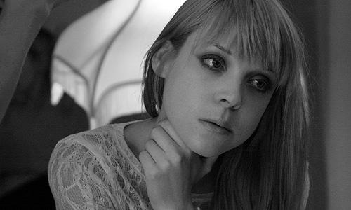 Antonia Campbell-Hughes stars in 'Lotus Eaters'