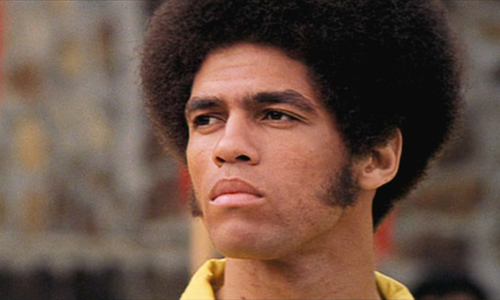 Jim Kelly in 'Enter the Dragon'