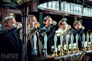 'The World's End' is a quest for five guys to drink pints in each of 12 pubs in their hometown