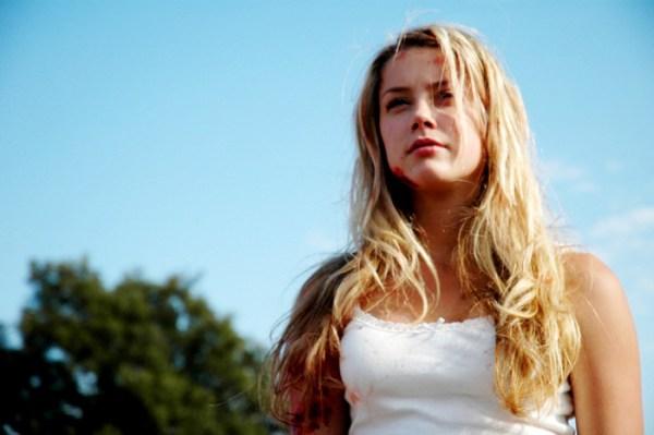 Amber Heard in 'All the Boys Love Mandy Lane'