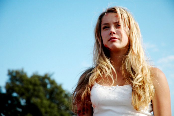 Amber Heard in 'All the Boys Love Mandy Lane'