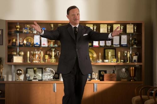 Tom Hanks as Walt Disney in 'Saving Mr. Banks'