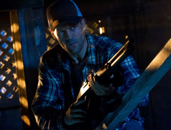 Jason Statham faces off against backwoods drug dealers in 'Homefront'