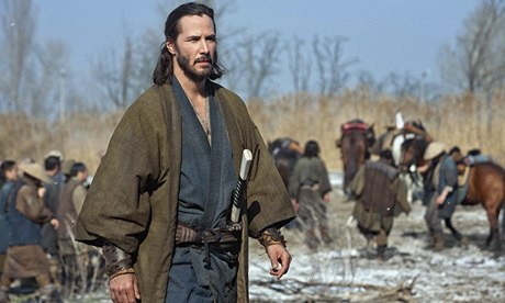 "Keanu Reeves is ""Kai"" in '47 Ronin'"