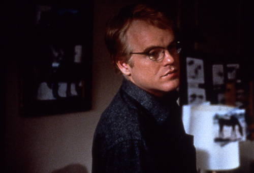 Philip Seymour Hoffman in 'State and Main'
