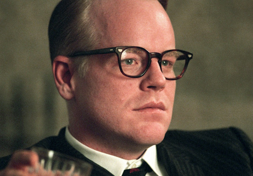 Philip Seymour Hoffman, Oscar winner for his starring role in 'Capote,' dead at 46