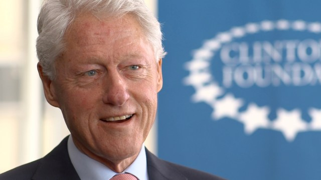 Former President Bill Clinton in 'Fed Up'