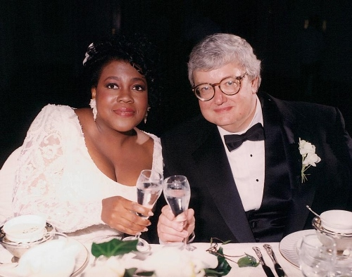 Roger Ebert and his wife Chaz in 'Life Itself'