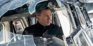 Daniel Craig is James Bond in 'Spectre'.