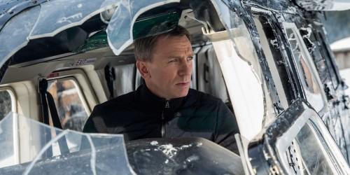 Daniel Craig is James Bond in 'Spectre'.