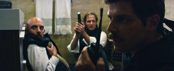 Christopher Dingli, Matt Letscher and David Giuntoli in '13 Hours: The Secret Soldiers of Benghazi'
