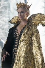 """Oscar® winner CHARLIZE THERON as the Evil Queen Ravenna in the story that came before Snow White: """"The Huntsman: Winter's War."""" Chris Hemsworth and Theron return to their roles from """"Snow White and the Huntsman,"""" joined by Emily Blunt and Jessica Chastain."""