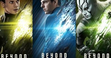 'Star Trek Beyond' posters & images