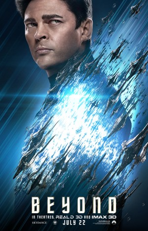 Bones poster for 'Star Trek Beyond'