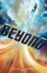 Poster for 'Star Trek Beyond'