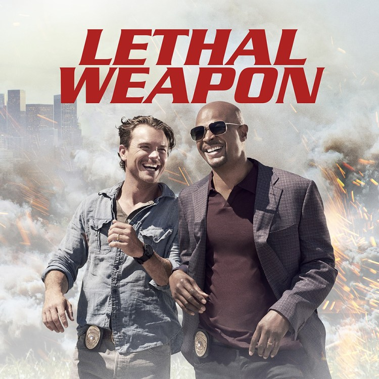 Fox rebooted the popular film series, 'Lethal Weapon,' with what's proving to be a hit television series.