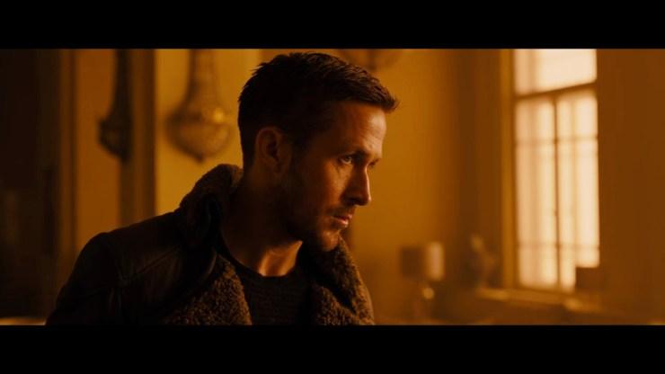Ryan Gosling in 'Blade Runner 2049'