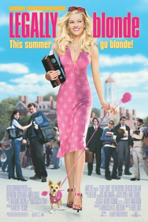 Legally Blonde poster