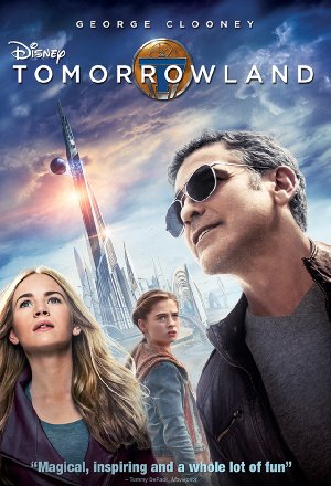 Tomorrowland poster
