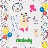 Melody drawing