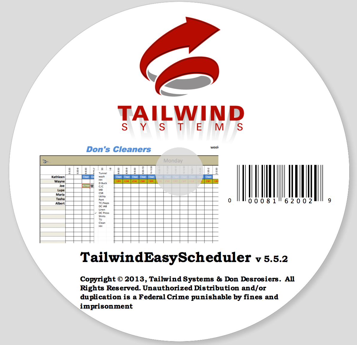 New Products From Clean Show Tailwind Systems