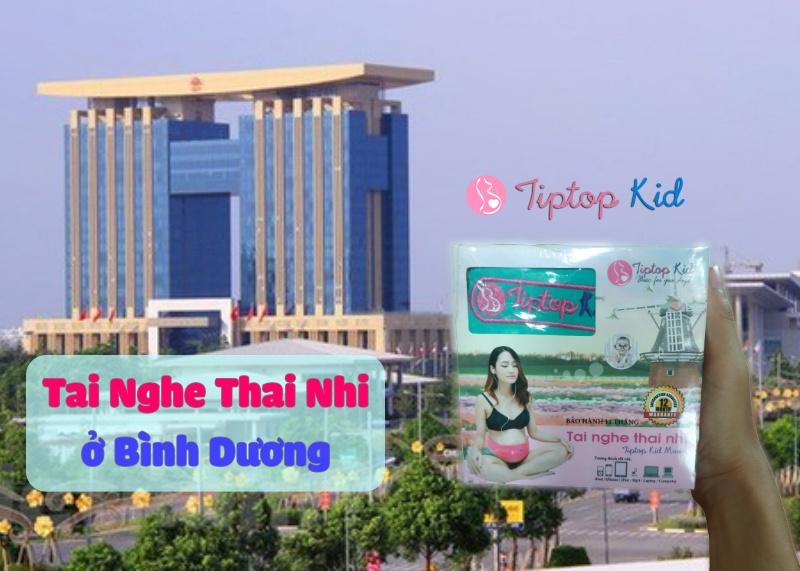 tai nghe thai nhi Tiptop Kid Music ở Bình Dương, tai nghe thai nhi Thủ Dầu Một, Thuận An, Dĩ An, Tân Uyên